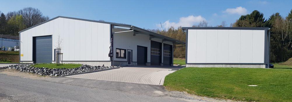 Gewerbebau | Industriebau | Kommunalbau | Hallenbau
